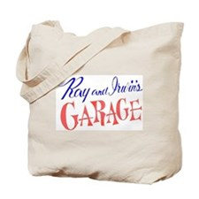 Ray and Irwin Tote Bag