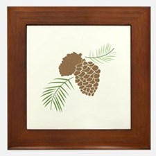 The Outdoors Framed Tile