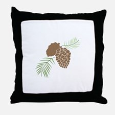 The Outdoors Throw Pillow