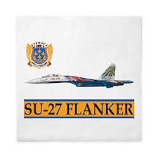 Unique Flanker Queen Duvet