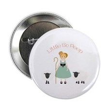 "Bo Peep 2.25"" Button (10 pack)"
