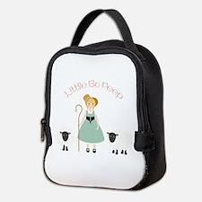 Bo Peep Neoprene Lunch Bag