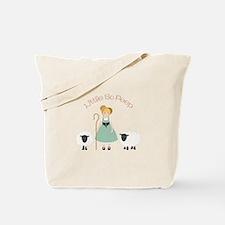 Bo Peep Tote Bag