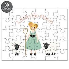 Bo Peep Puzzle