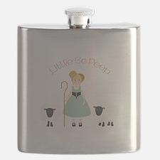 Bo Peep Flask