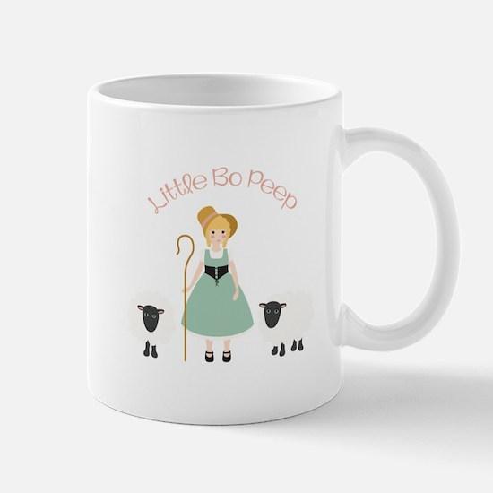 Bo Peep Mugs