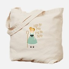 Lost Her Sheep Tote Bag