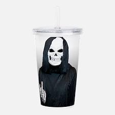 The Reaper Acrylic Double-wall Tumbler