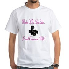 proud corpsmans wife Shirt