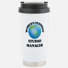 World's Funniest Studio Travel Mug