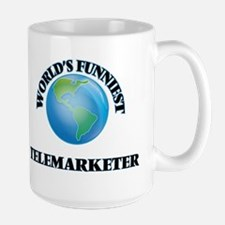 World's Funniest Telemarketer Mugs