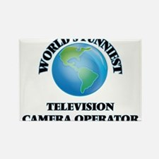 World's Funniest Television Camera Operato Magnets