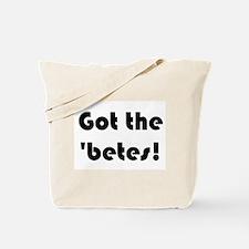 'betes Tote Bag