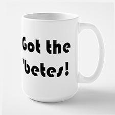 'betes Large Mug