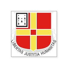 81 Field Artillery Regiment.psd Sticker