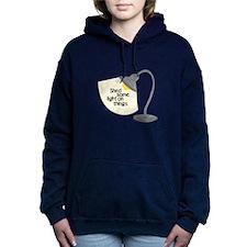 Shed Some Light Women's Hooded Sweatshirt