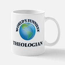 World's Funniest Theologian Mugs