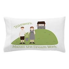 Teamwork Pillow Case