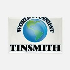 World's Funniest Tinsmith Magnets