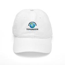 World's Funniest Tinsmith Baseball Cap