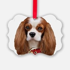 Cavalier King Charles Portrait Ornament