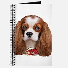 Cavalier King Charles Portrait Journal