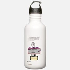 Meritocracy and the Workplace-gifts Water Bottle
