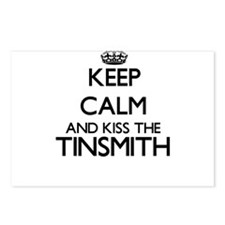 Keep calm and kiss the Ti Postcards (Package of 8)
