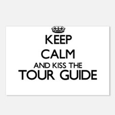 Keep calm and kiss the To Postcards (Package of 8)
