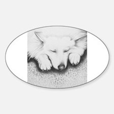 Sleeping Lily Decal