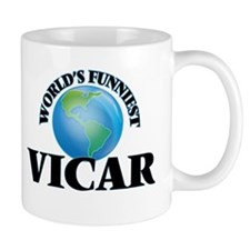 World's Funniest Vicar Mugs