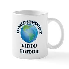 World's Funniest Video Editor Mugs