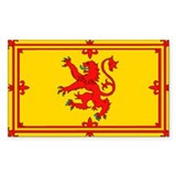 Scottish flag 10 Pack