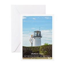 Chatham Light. Cape Cod. Greeting Card