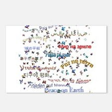 Dancing with butterflies Postcards (Package of 8)