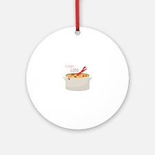 Gumbo Good Ornament (Round)