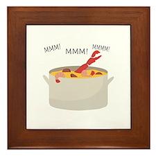 MMM Gumbo Framed Tile