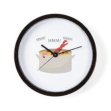 MMM Gumbo Wall Clock