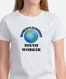 World's Funniest Youth Worker T-Shirt