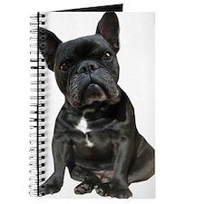 French Bulldog Puppy Portrait Journal