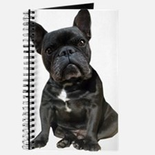 French Bulldog Puppy Portrait Journal