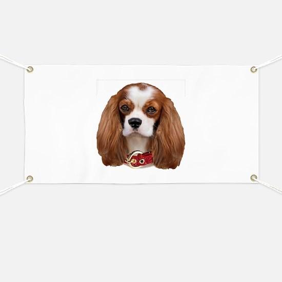 French Bulldog Puppy Portrait Banner