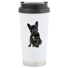 French Bulldog Puppy Po Travel Mug