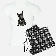 French Bulldog Puppy Portra pajamas