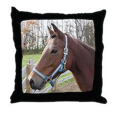 Unique Kayla Throw Pillow