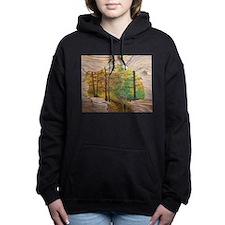Cave View Women's Hooded Sweatshirt