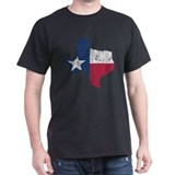 Texas Mens Classic Dark T-Shirts