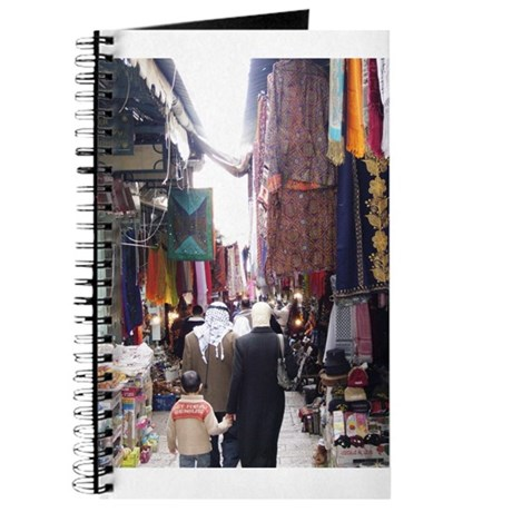 Holy Land Scenery Journal