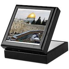 Holy Land Scenery Keepsake Box