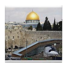 Holy Land Scenery Tile Coaster